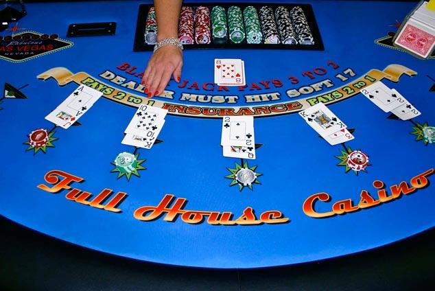 Casino Night Party Rentals